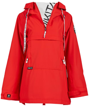 Women's Nikita Hemlock Snowboard Jacket - Red