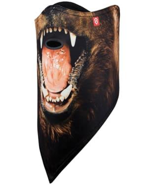 Airhole Standard 2 Layer 10k Softshell Face Mask - Bear