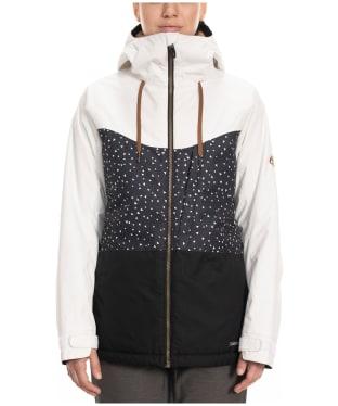 Women's 686 Athena Snowboard Jacket - Black