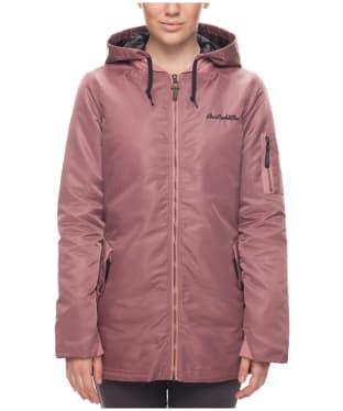 Women's 686 Brooke Bomber Snowboard Jacket - Rose Gold