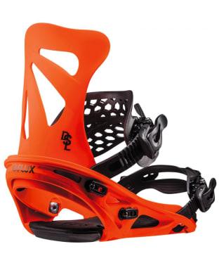 Flux DSL Snowboard Bindings - Neon Orange