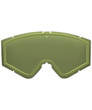 Electric Kleveland+ Replacement Goggle Lenses - Yellow / Green