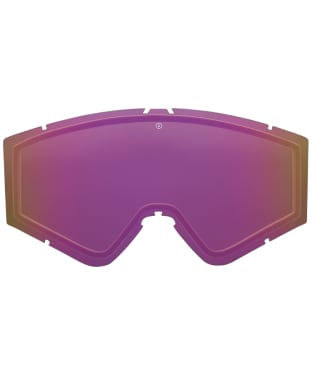 Electric Kleveland+ Replacement Goggle Lenses - Brose/Pink Chrome