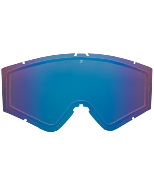 Electric Kleveland Replacement Goggle Lenses - Brose/Blue Chrome