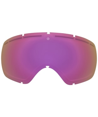 Electric EG2.5 Spare Replacement Goggle Lenses - Brose/Pink Chrome