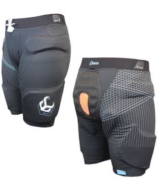 Women's Demon Flex-Force X D30 Shorts - Black
