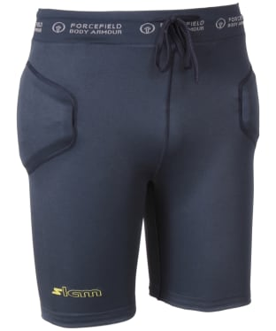 Forcefield Protection Slam Shorts Level 1 - Navy/Royal Blue