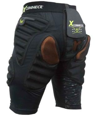 Men's Demon Impact Flex Force D30 V3 Shorts - Black