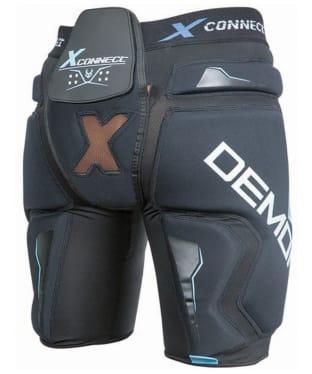 Women's Demon Impact Shorts X-connect D30 Shorts - Black