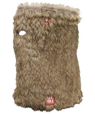 Airhole Airtube Cinch Glacier Fur Facemask - Elk