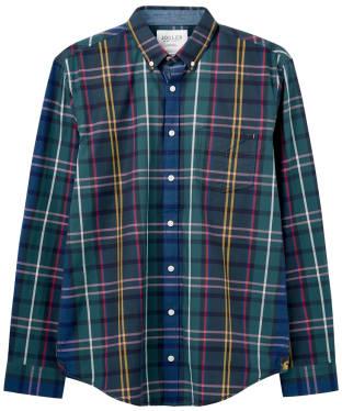 Men's Joules Lyndhurst Shirt - Multi Tartan