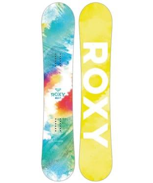 Women's Roxy Ally Snowboard 143cm - Multi