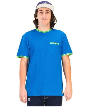 Men's Picture Aventure Slope T-Shirt - Blue