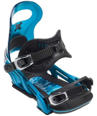 Women's Bent Metal Upshot Snowboard Bindings - Blue
