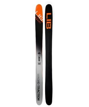 Men's Lib Tech NAS Fully Functional Five Skis - Black