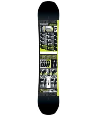 Rome Mechanic Snowboard 153cm - Black