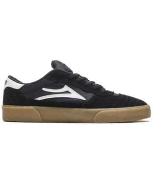 Men's Lakai Cambridge Skateshoes - Black Gum Suede