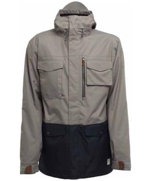 Men's Sessions Ransack Snowboard Jacket - Charcoal