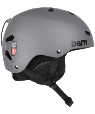 Bern Macon EPS Helmet - Matte Grey