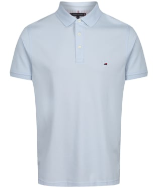 Men's Tommy Hilfiger 1985 Slim Polo Shirt - Breeze Blue
