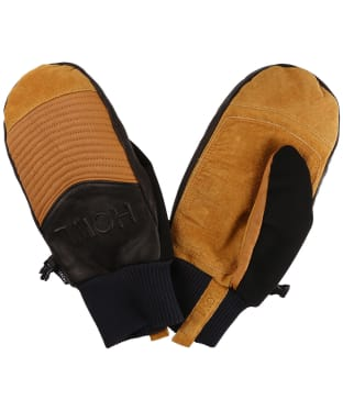 Howl Highland Mitts - Brown