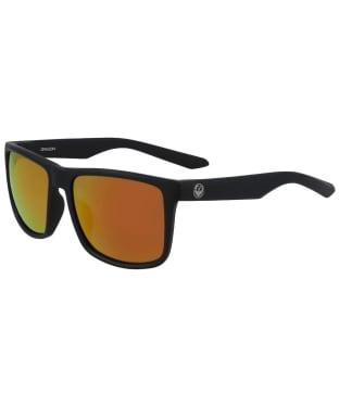 Dragon Drac Sunglasses - Matte Black