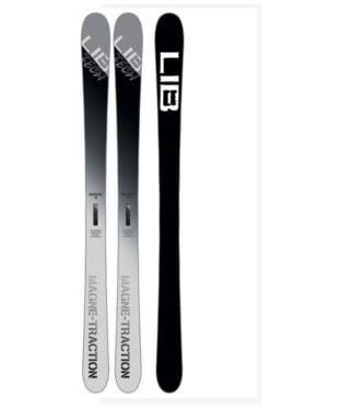Men's Lib Tech NAS Wreckreate Skis - Black