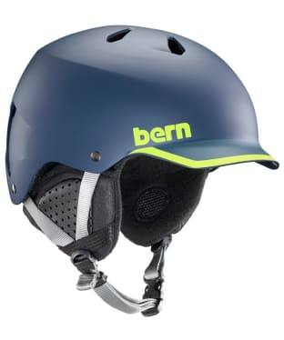 Bern Watts EPS Helmet - Matte Grey