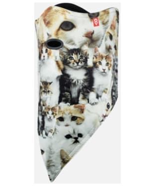 Airhole Standard 2 Layer 10k Softshell Face Mask - Meow
