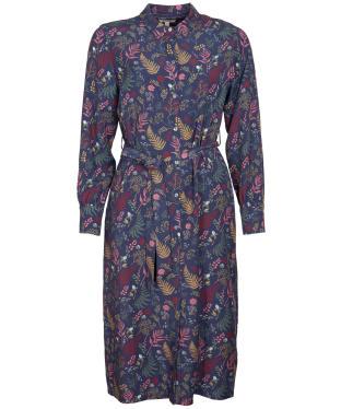 Women's Barbour Robinson Dress - Navy