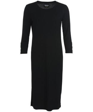 Women's Barbour International Montegi Dress - Black