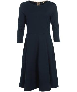 Women's Barbour Rosehall Dress - Navy