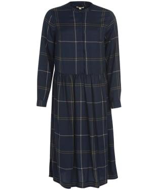 Women's Barbour Maybury Dress - Navy