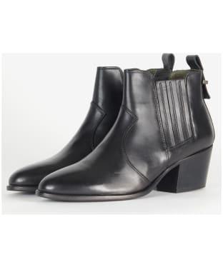 Women's Barbour Matilde Chelsea Boots - Black