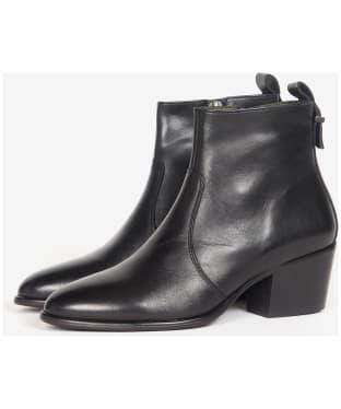 Women's Barbour Luana Ankle Boots - Black