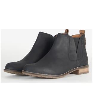 Women's Barbour Maia Chelsea Boots - Black