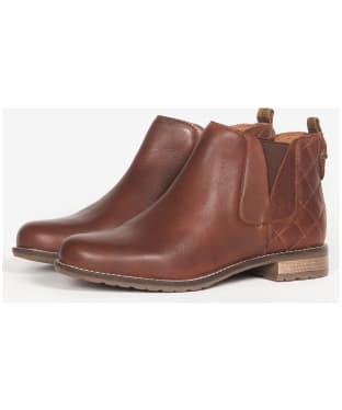 Women's Barbour Maia Chelsea Boots - Teak