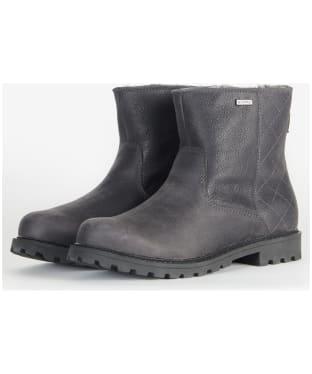 Women's Barbour Hartley Waterproof Boots - Black