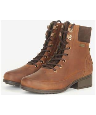 Women's Barbour Grassmoor Boots - Brown