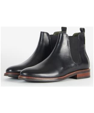 Women's Barbour Foxton Chelsea Boots - Black