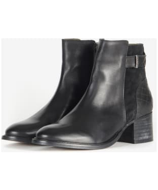 Women's Barbour Janice Ankle Boots - Black