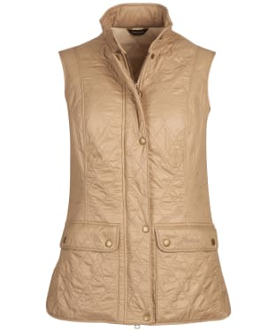 Women's Barbour Wray Gilet - Light Trench