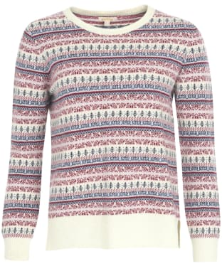 Women's Barbour Peak Knit - Multi