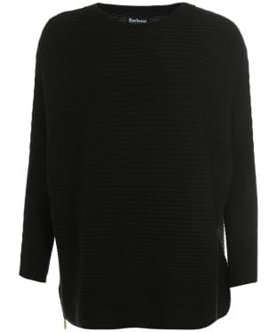 Women's Barbour International Galvez Sweater - Black