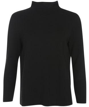 Women's Barbour Henderland Knit - Black