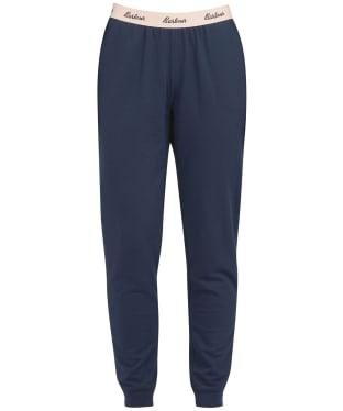 Women's Barbour Lottie Lounge Trouser - Navy