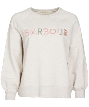 Women's Barbour Fairfield Overlayer - Oatmeal Marl
