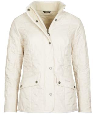 Women's Barbour Cavalry Polarquilt Jacket - Jasmine