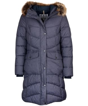 Women's Barbour Beresford Quilted Jacket - Navy