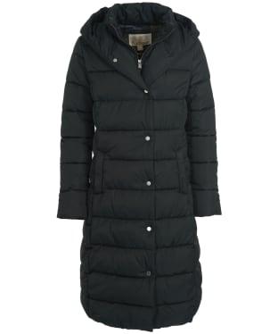 Women's Barbour Buchan Quilted Jacket - Black